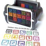 Multicolor Stempel